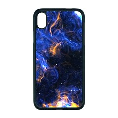 Universe Exploded Iphone Xr Seamless Case (black) by WensdaiAmbrose