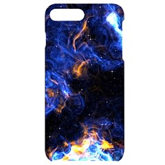 Universe Exploded Iphone 7/8 Plus Black Uv Print Case by WensdaiAmbrose