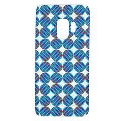 Geometric Dots Pattern Samsung Galaxy S9 Tpu Uv Case by Jojostore