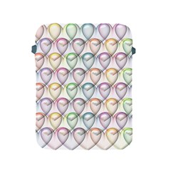Valentine Hearts Apple Ipad 2/3/4 Protective Soft Cases