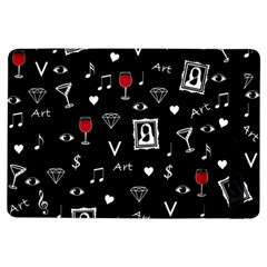 Party Pattern Ipad Air Flip