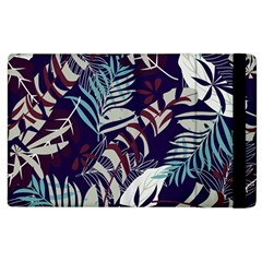 Fancy Tropical Floral Pattern Apple Ipad 2 Flip Case by tarastyle