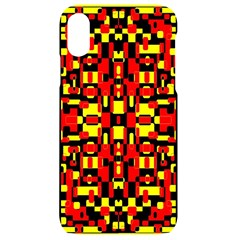 Abp Rby-2 Iphone Xr Black Uv Print Case by ArtworkByPatrick