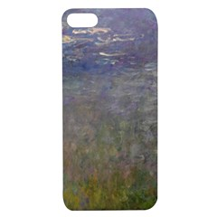Claude Monet Water Lilies Apple Iphone 7/8 Tpu Uv Case