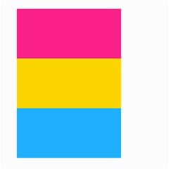 Pansexual Pride Flag Large Garden Flag (two Sides) by lgbtnation