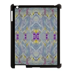 We Are Flower People In Bloom Apple Ipad 3/4 Case (black)