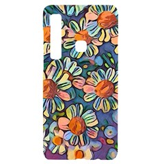 Daisies Flowers Colorful Garden Samsung A9 Black Uv Print Case