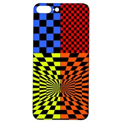 Checkerboard Again 7 Iphone 7/8 Plus Soft Bumper Uv Case by impacteesstreetwearseven