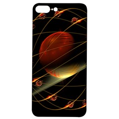 Fractal Digital Art Iphone 7/8 Plus Soft Bumper Uv Case by Pakrebo