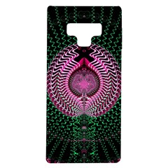Fractal Traditional Fractal Hypnotic Samsung Galaxy Note 9 Tpu Uv Case