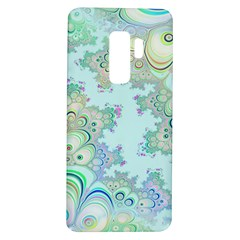 Pattern Background Floral Fractal Samsung Galaxy S9 Plus Tpu Uv Case