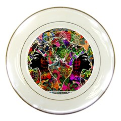 Image 2 Porcelain Plates by TajahOlsonDesigns