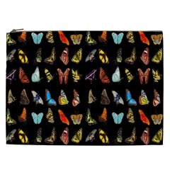 Butterfly Cosmetic Bag (xxl) by ArtworkByPatrick