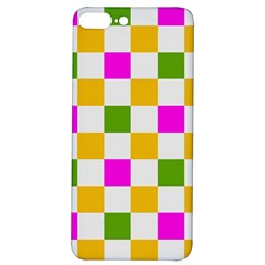 Checkerboard Again 3 Iphone 7/8 Plus Soft Bumper Uv Case by impacteesstreetwearseven