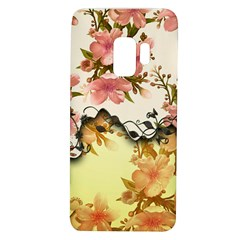 A Touch Of Vintage, Floral Design Samsung Galaxy S9 Tpu Uv Case