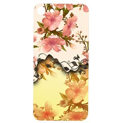 A Touch Of Vintage, Floral Design Iphone 7/8 Soft Bumper Uv Case by FantasyWorld7