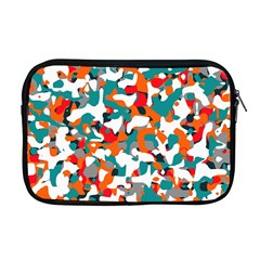 Pop Art Camouflage 1 Apple Macbook Pro 17  Zipper Case