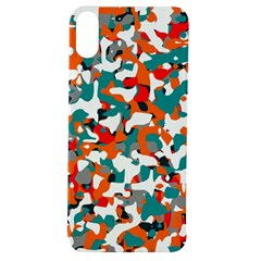 Pop Art Camouflage 1 Apple Iphone Xs Tpu Uv Case
