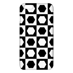 Chessboard Hexagons Squares Iphone 6 Plus/6s Plus Tpu Case by Alisyart