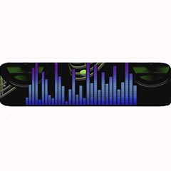Speakers Music Sound Large Bar Mats