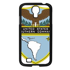 Seal Of United States Southern Command Samsung Galaxy S4 I9500/ I9505 Case (black) by abbeyz71