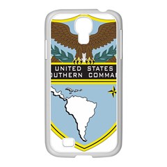 Seal Of United States Southern Command Samsung Galaxy S4 I9500/ I9505 Case (white) by abbeyz71