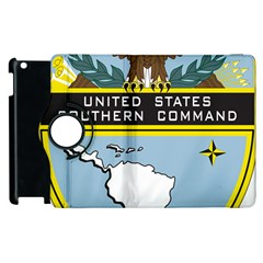Seal Of United States Southern Command Apple Ipad 3/4 Flip 360 Case by abbeyz71