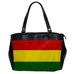 Bolivia Flag Oversize Office Handbag by FlagGallery