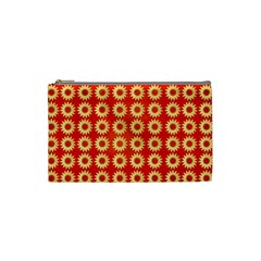 Wallpaper Illustration Pattern Cosmetic Bag (Small)