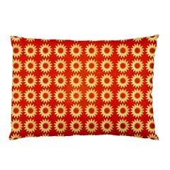 Wallpaper Illustration Pattern Pillow Case (Two Sides)