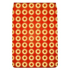 Wallpaper Illustration Pattern Removable Flap Cover (L)