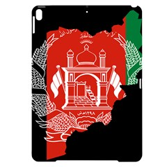 Afghanistan Flag Map Apple Ipad Pro 10 5   Black Uv Print Case by abbeyz71