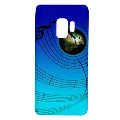 Music Reble Sound Concert Samsung Galaxy S9 Tpu Uv Case