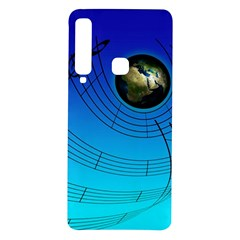 Music Reble Sound Concert Samsung Galaxy A9 Tpu Uv Case