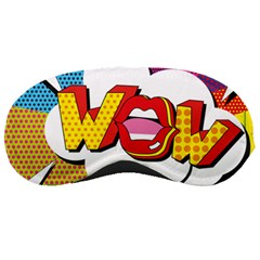 Wow Mouth Polka Pop Sleeping Mask