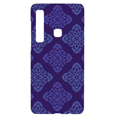 Seamless Continuous Samsung A9 Black Uv Print Case by Alisyart