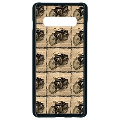 Indian Motorcycle Samsung Galaxy S10 Plus Seamless Case (black)