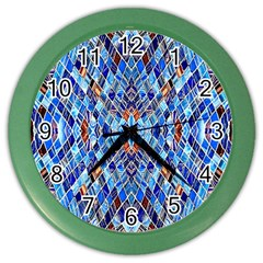 Ml 22 Color Wall Clock by ArtworkByPatrick