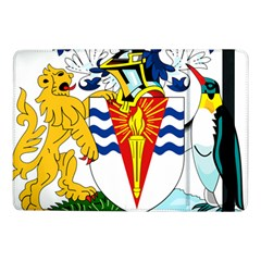 Coat Of Arms Of The British Antarctic Territory Samsung Galaxy Tab Pro 10 1  Flip Case