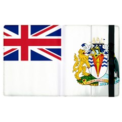 Flag Of The British Antarctic Territory Apple Ipad 3/4 Flip Case by abbeyz71