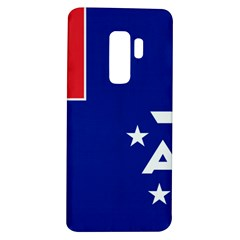 Flag Of The French Southern And Antarctic Lands Samsung Galaxy S9 Plus Tpu Uv Case