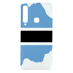 Botswana Flag Map Geography Samsung Galaxy A9 Tpu Uv Case