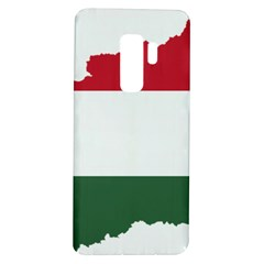 Hungary Country Europe Flag Samsung Galaxy S9 Plus Tpu Uv Case by Sapixe