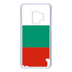 Bulgaria Country Europe Flag Samsung Galaxy S9 Seamless Case(white) by Sapixe