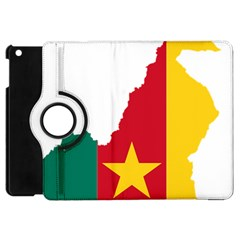 Cameroon Flag Map Geography Apple Ipad Mini Flip 360 Case