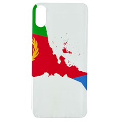 Eritrea Flag Map Geography Outline Apple Iphone Xs Tpu Uv Case