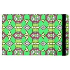 Circles And Other Shapes Pattern                           Kindle Fire (1st Gen) Flip Case by LalyLauraFLM