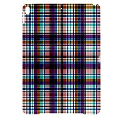 Textile Fabric Pictures Pattern Apple Ipad Pro 10 5   Black Uv Print Case