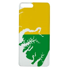 Guinea Bissau Flag Map Geography Apple Iphone 7/8 Plus Tpu Uv Case