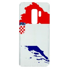 Croatia Country Europe Flag Samsung Galaxy S9 Plus Tpu Uv Case by Sapixe